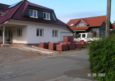 Metz GmbH – Holzrahmenbau