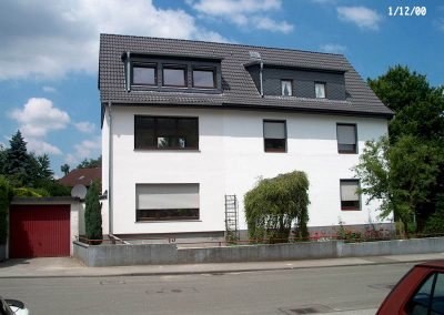 Metz GmbH – Steildächer