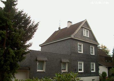 Metz GmbH – Dachumbauten und Aufstockungen – Verstegen