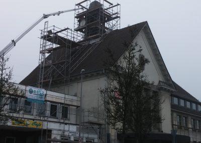 Metz GmbH – Dachumbauten und Aufstockungen – Bahnhof-Lennep