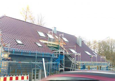 Metz GmbH – Dachumbauten und Aufstockungen – Bechem-Spieckerlinde