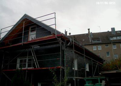 Metz GmbH – Dachumbauten und Aufstockungen – Fröhlich