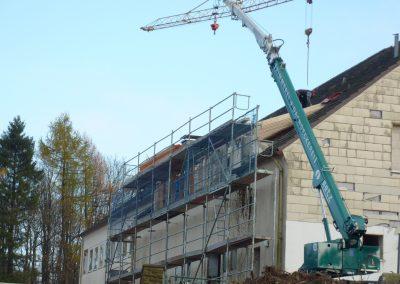Metz GmbH – Dachumbauten und Aufstockungen – Rad