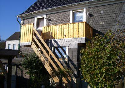 Metz GmbH – Holzbau-Balkone-Carports-Wintergärten-Vordächer