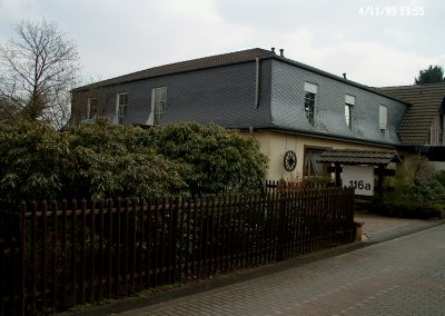 Metz GmbH – Dachumbauten und Aufstockungen – Ronsdorf