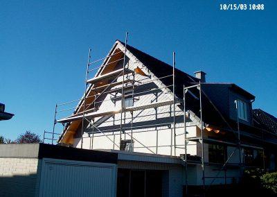 Metz GmbH – Dachumbauten und Aufstockungen – Beyenburg