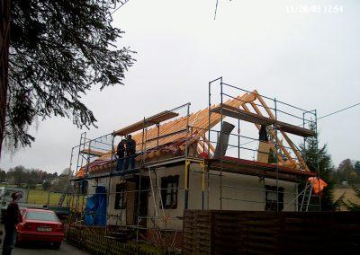 Metz GmbH – Dachumbauten und Aufstockungen – Dietz