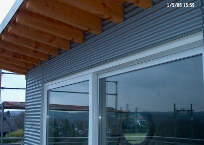 Metz GmbH – Dachumbauten und Aufstockungen – Prinz