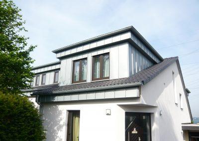 Metz GmbH – Fassadengestaltung